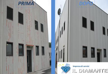Pittura civile e industriale - Il Diamante sas